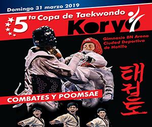 Copa de Taekwondo Koryo