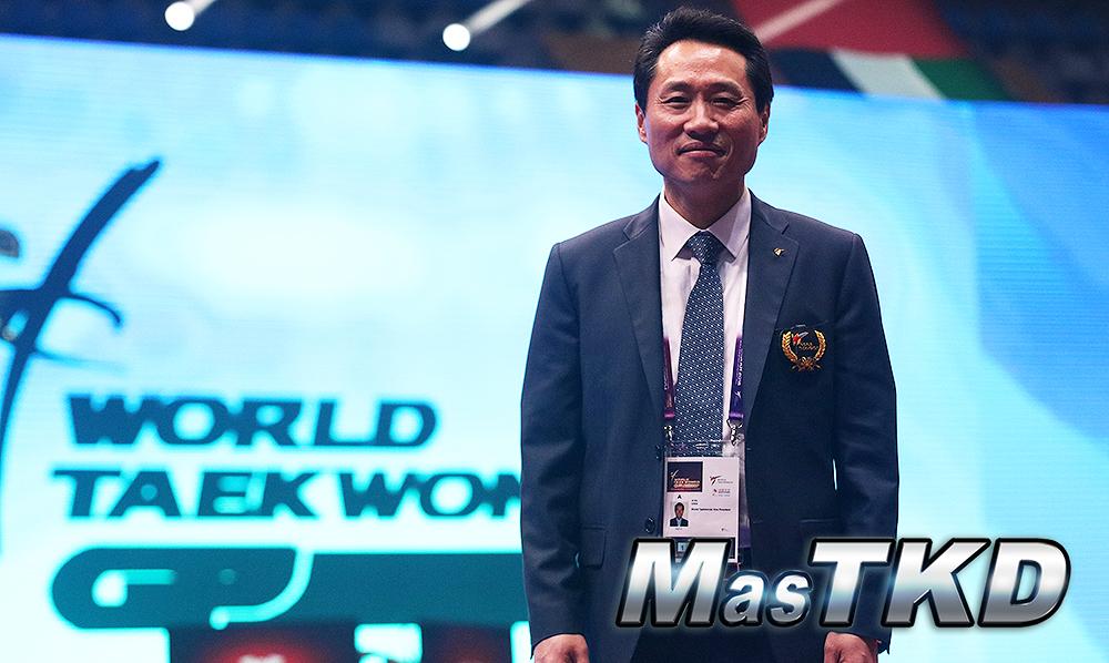 """Ji Ho Choi: """"Ser presidente de PATU es más que un trabajo de tiempo completo"""""""