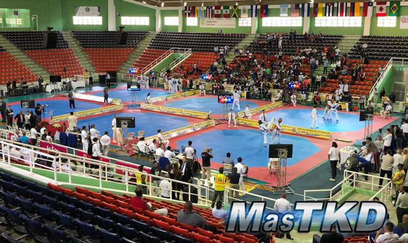 2019_DR_Taekwondo_Open_-_Saturday