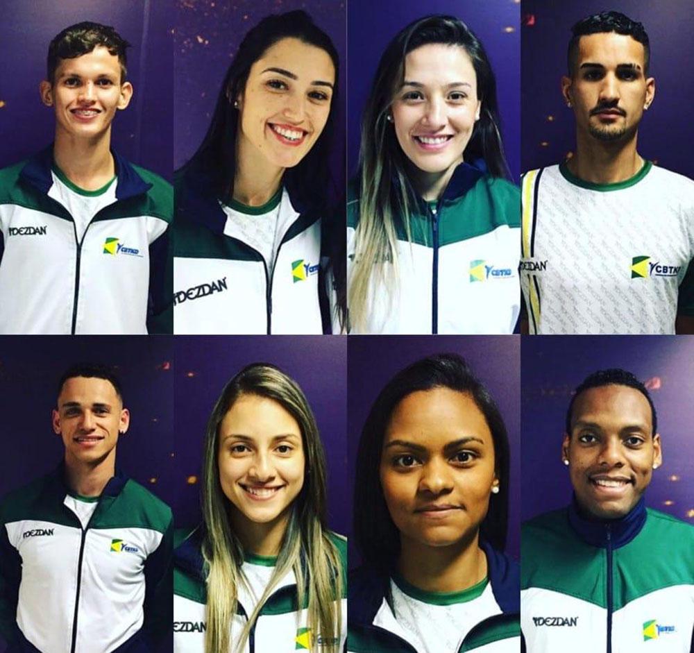 Seleção Brasileira embarca para República Dominicana confiante para conquistar 8 vagas para os Jogos Pan-Americanos