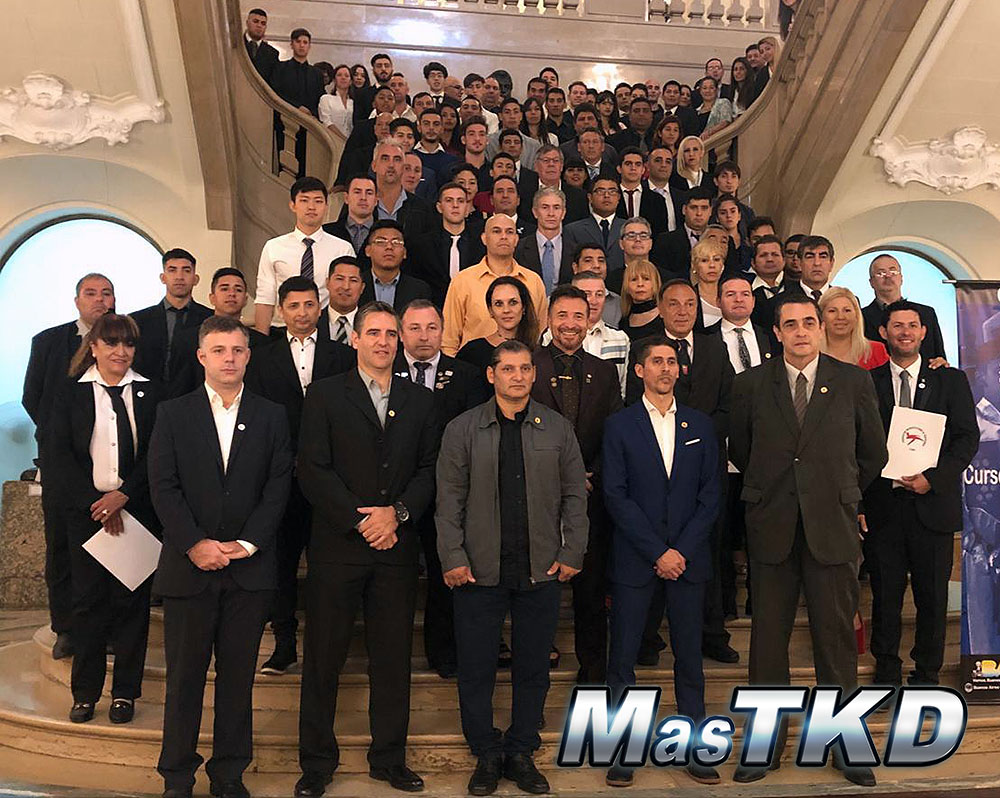 Se realizó el Curso Nacional y Metropolitano de Entrenadores 2019