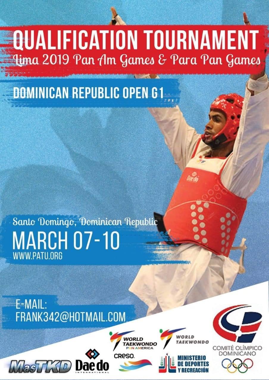 Abierto de Taekwondo de Republica Dominicana