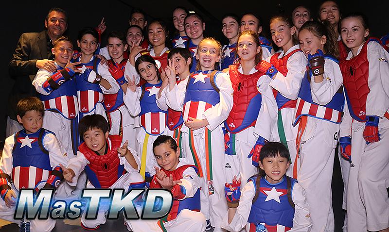 Daedo-Barcelona--Taekwondo- Petos superheroes