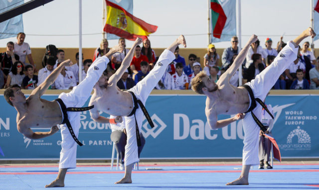 Egipto será sede del Campeonato Mundial de Taekwondo de Playa