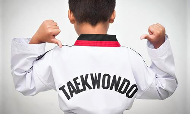 This is Taekwondo