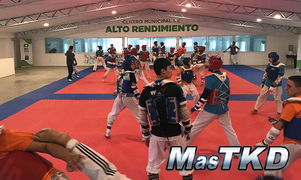 Exitosa gira internacional de entrenamiento en Buenos Aires