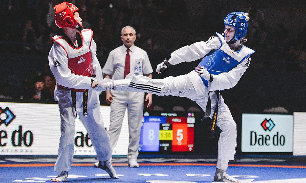 Campeonato Mundial de Taekwondo Junior del 2020 será en Serbia