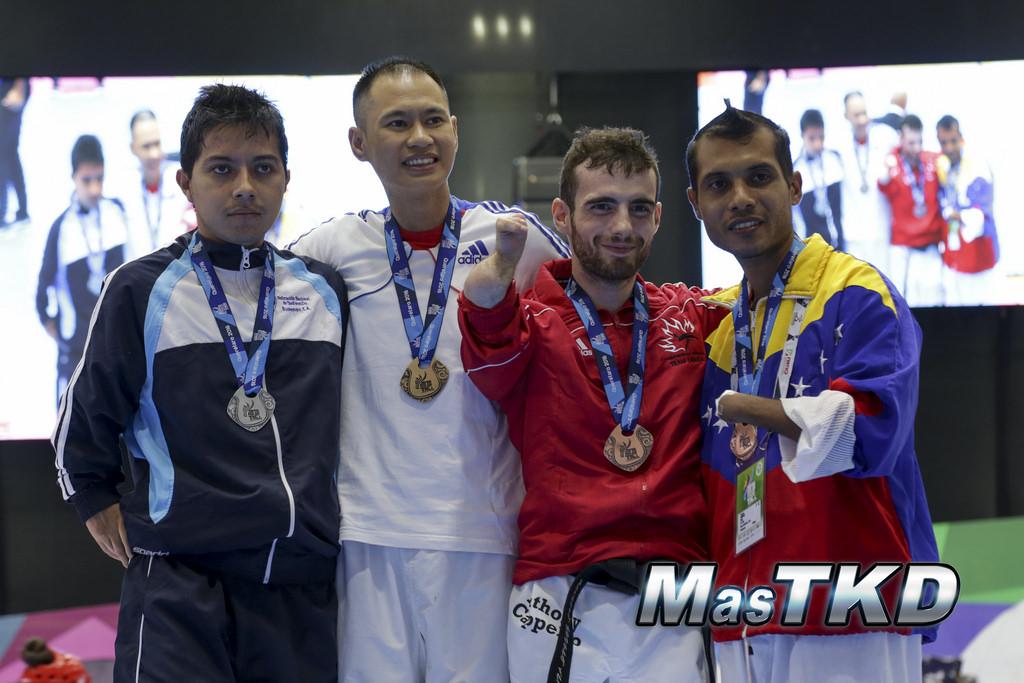 Medallas-Para-Taekwondo