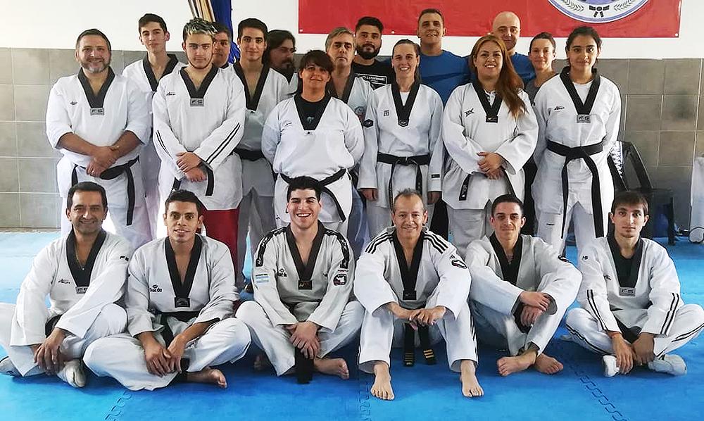 Capacitación sobre Taekwondo deportivo en Buenos Aires