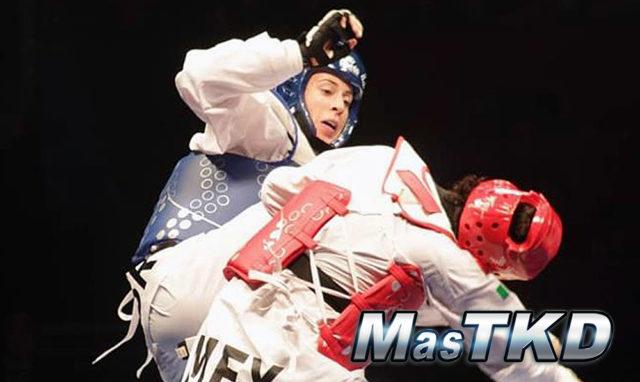 Bianca, taekwondo manchester 2019