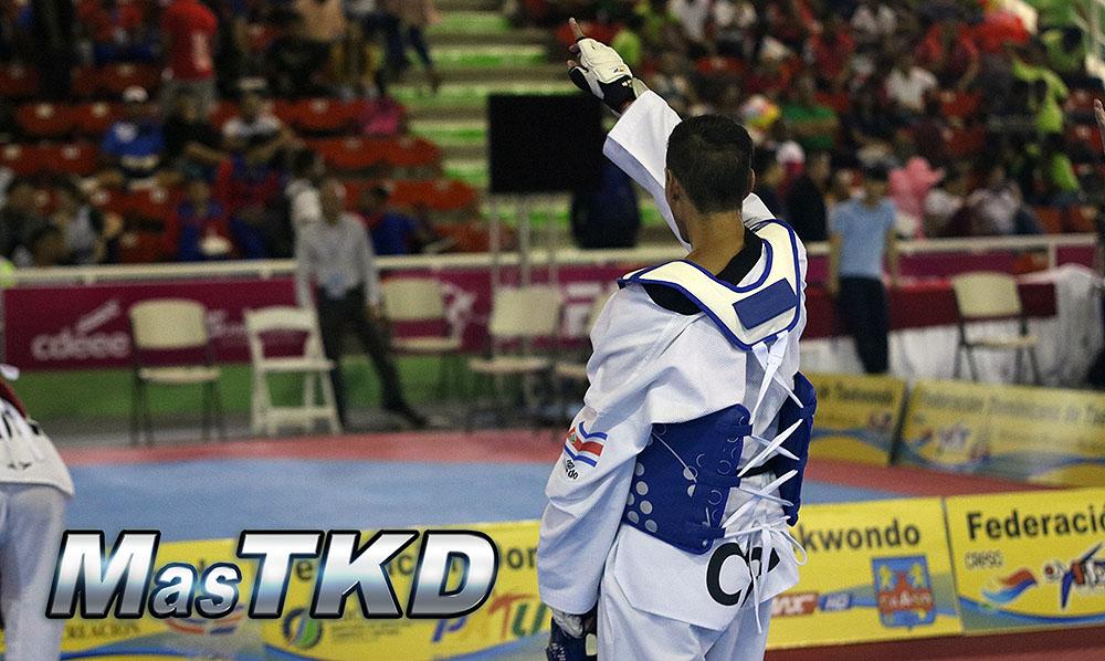 Costa Rica busca escribir historia mundialista con siete taekwondistas