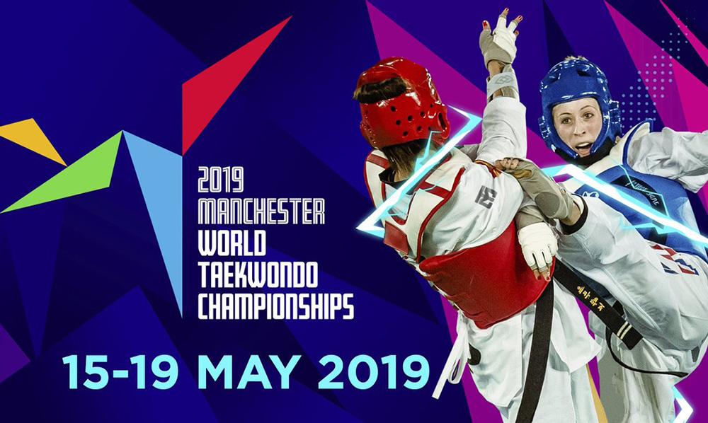 Cronograma del Campeonato Mundial Manchester 2019
