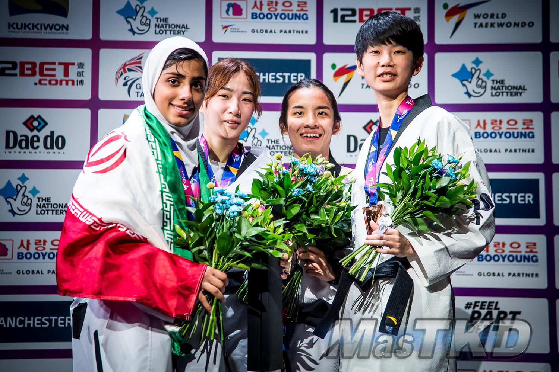 Podium_F-46_Manchester-2019-World-Taekwondo-Championships_mT