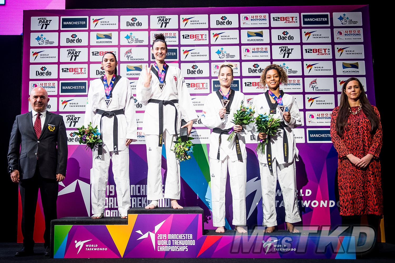 Podium_F-62_Manchester-2019-World-Taekwondo-Championships_mT