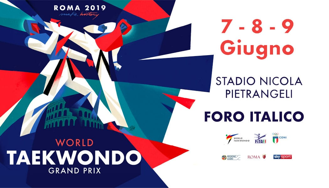 World-Taekwondo-Grand-Prix_Roma-2019_