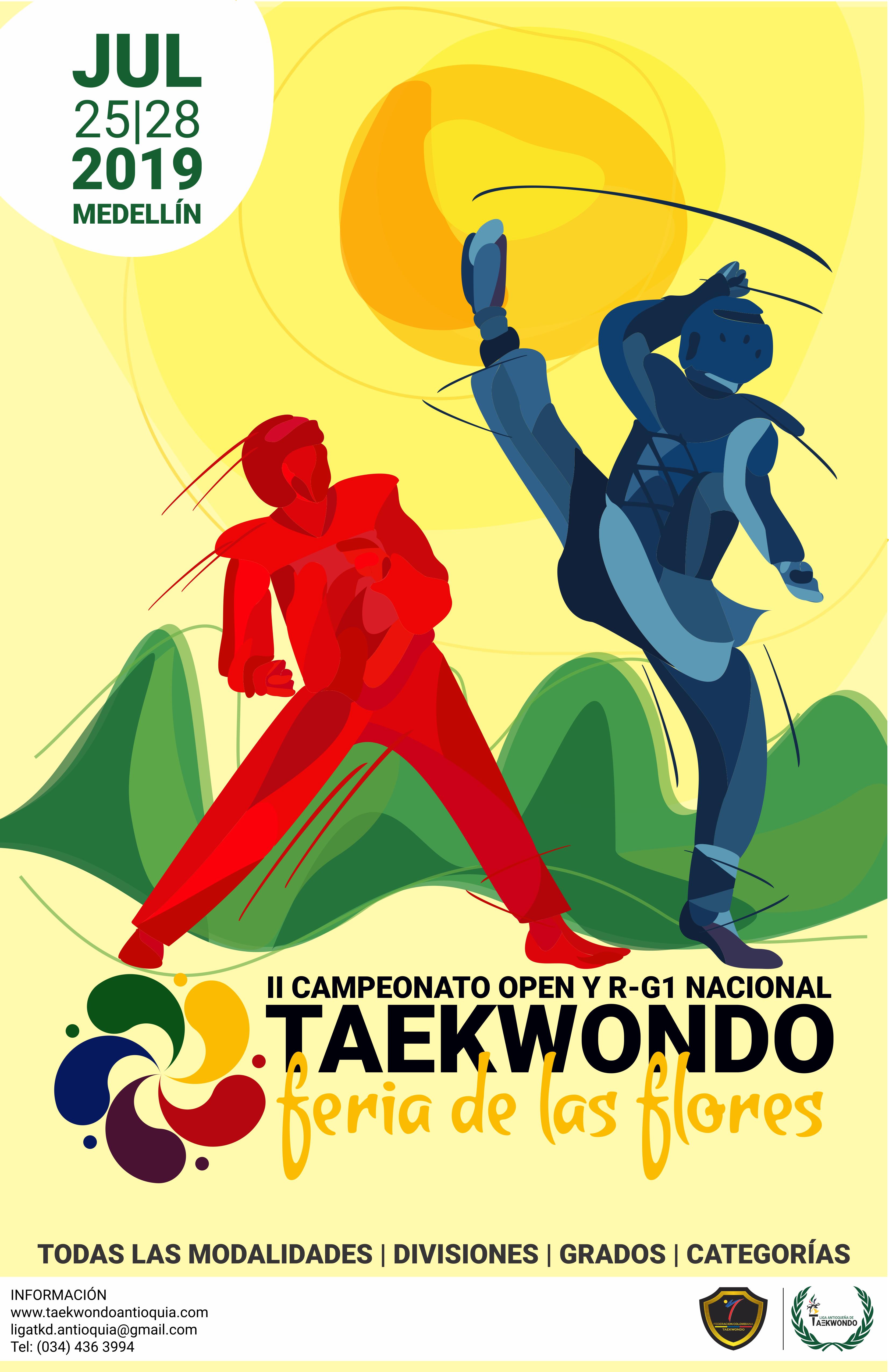 FeriadeFlores taekwondo