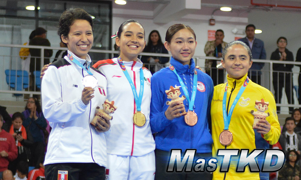 Podio-Poomsae-Individual-Femenino_Taekwondo-Juegos-Panamericanos-Lima-2019
