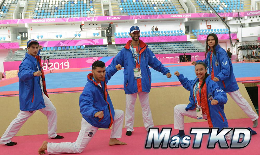 Taekwondoista Paula Fregoso obtiene el primer oro mexicano en Juegos Panamericanos