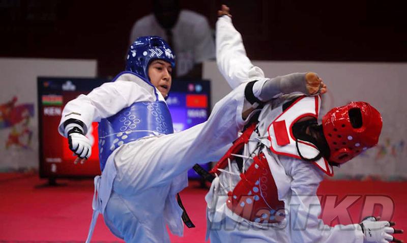 Juegos-Africanos-Rabat-2019_Taekwondo