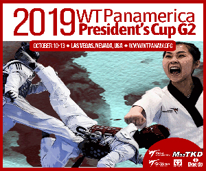 2019 WT Panamerica President´s Cup G2