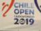 Gráficas del día 2 del Chile Open Taekwondo G1 2019