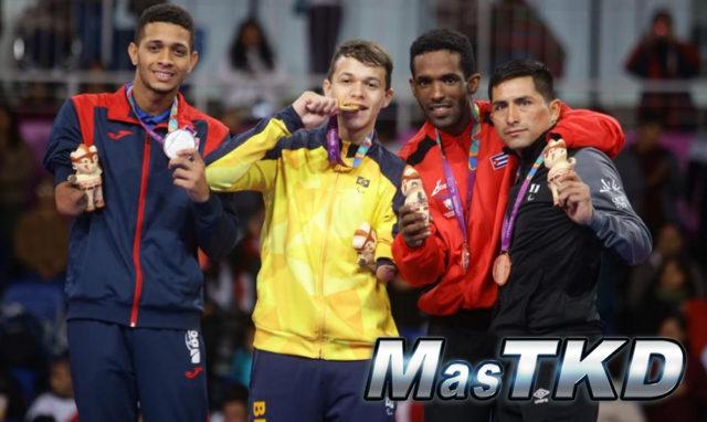 Podio_Taekwondo_Juegos_Parapanamericanos_Lima-2019_mT