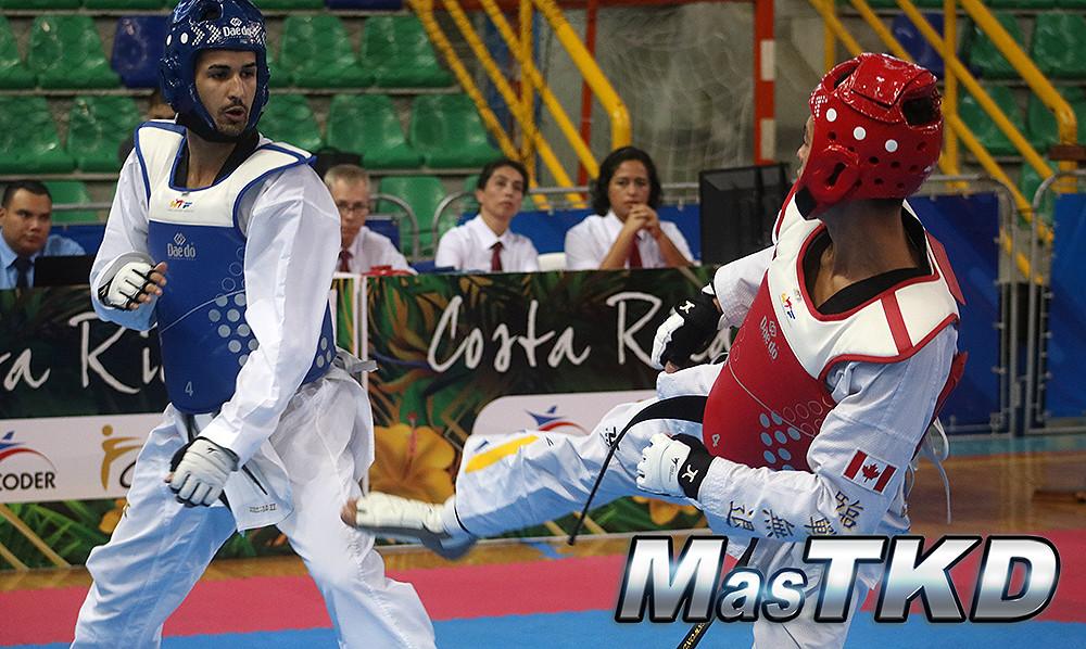 Costa Rica Taekwondo Open 2019.