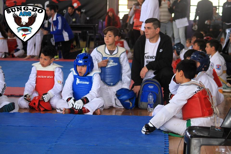 Asociación Sung-do realizó su evento en Buenos Aires