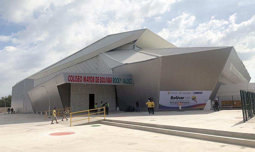 """Cronograma de los XXI Juegos Deportivos Nacionales """"Bolívar 2019"""""""