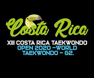 Costa Rica Taekwondo Open 2020 – G2