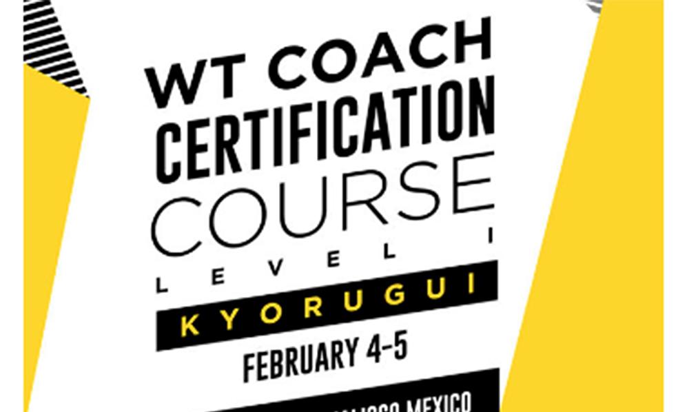 México albergará al Curso para Entrenadores de Kiorugy Nivel 1