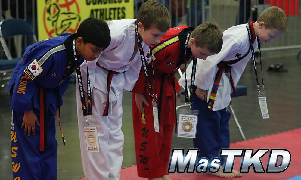 La disciplina: contenido del Taekwondo en lo marcial y en lo deportivo