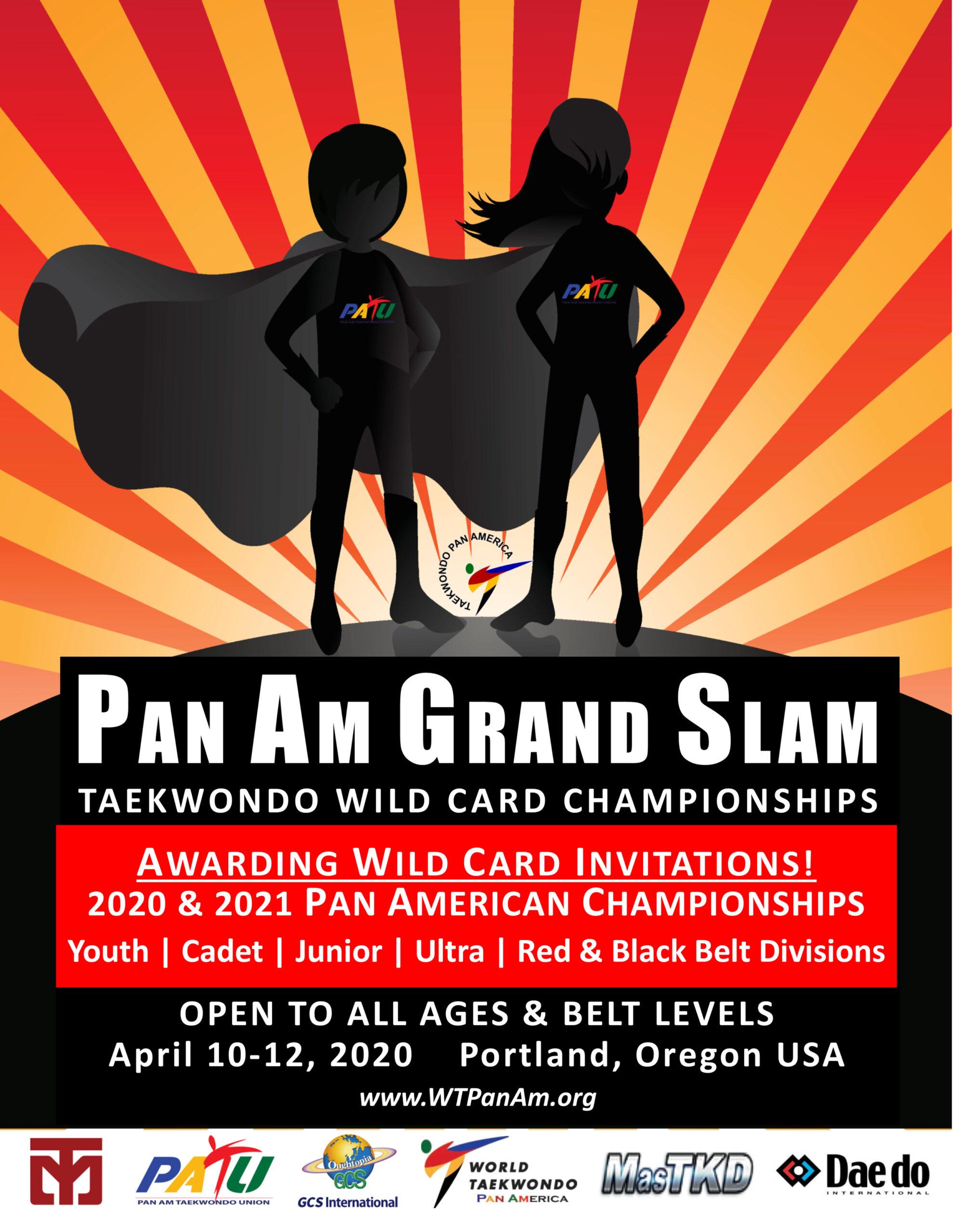 Grand Slam otorgará wild cards para Campeonatos Panamericanos