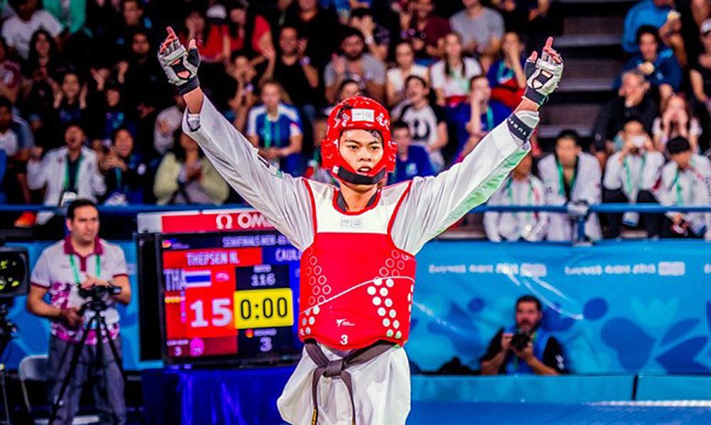 Se amplían plazas de Taekwondo en Juegos Olímpicos de la Juventud