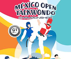 Mexico Open Taekwondo Championship G1 – 2020