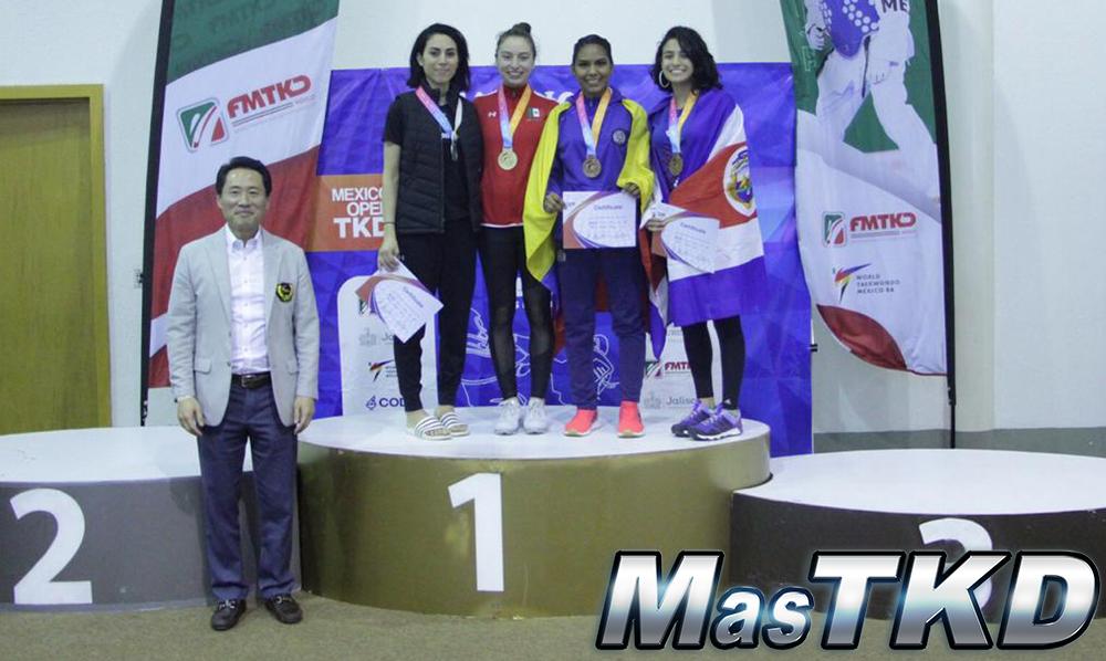 PF-49_Mexico Taekwondo Open 2020