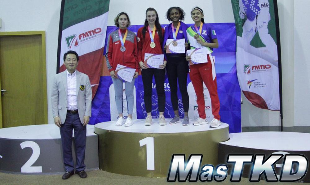 PF-57_Mexico Taekwondo Open 2020