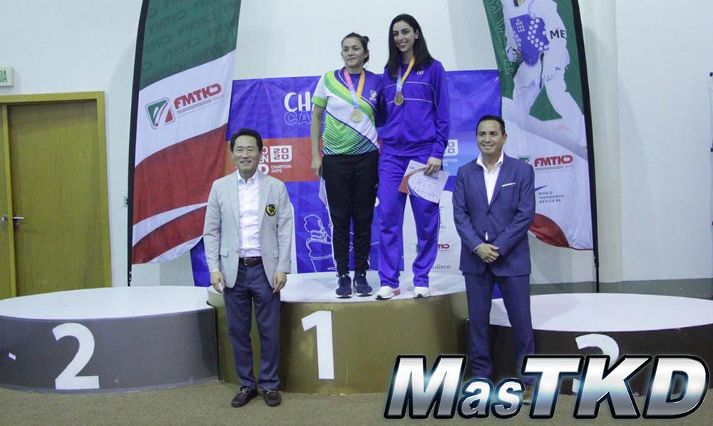 PF-73_Mexico Taekwondo Open 2020
