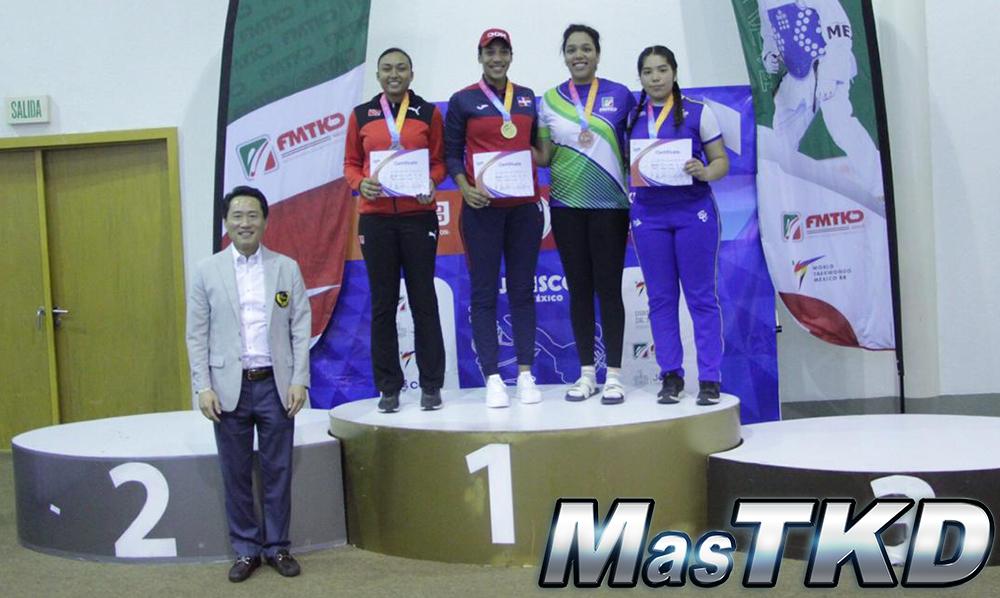 PFo73_Mexico Taekwondo Open 2020