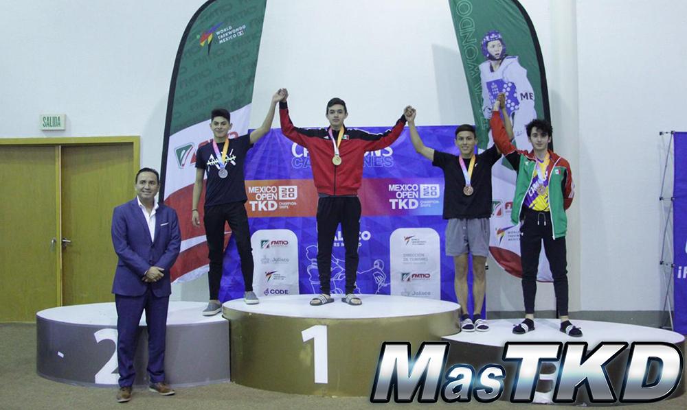 PM-54_Mexico Taekwondo Open 2020