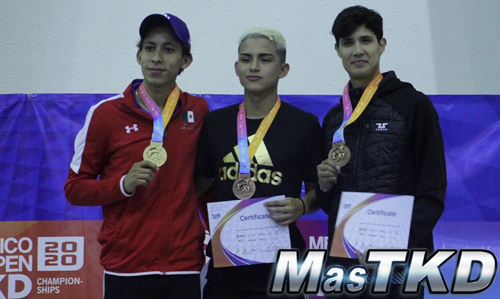 PM-58_Mexico Taekwondo Open 2020