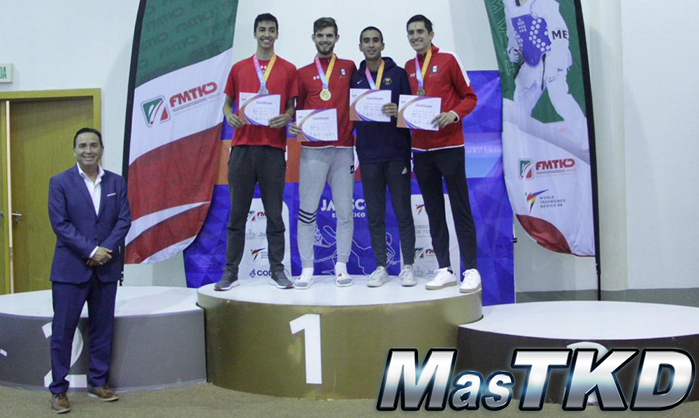 PM-74_Mexico Taekwondo Open 2020
