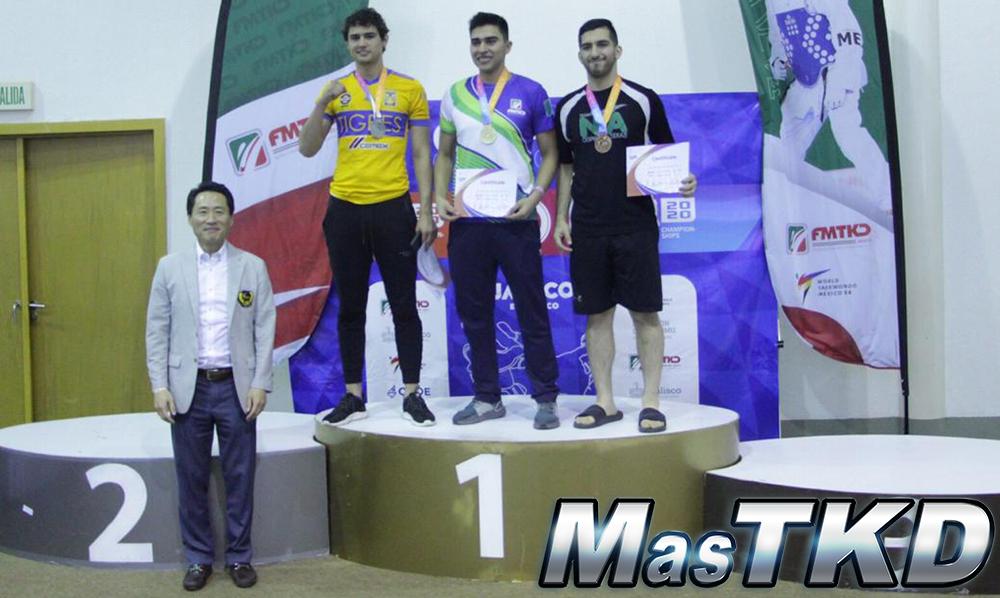 PM-87_Mexico Taekwondo Open 2020