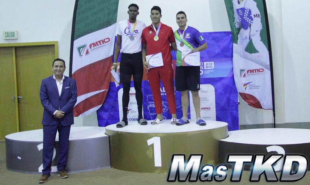 PMo87_Mexico Taekwondo Open 2020