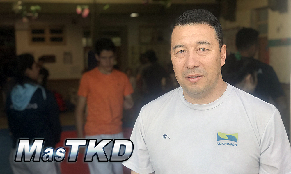 La historia de Rolando Fuentes, un hombre con el Taekwondo en el alma