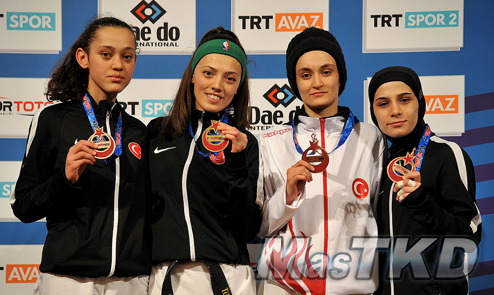 Podio-F-46_MasTKD_7th-Turkish-Open-Taekwondo-Tournament