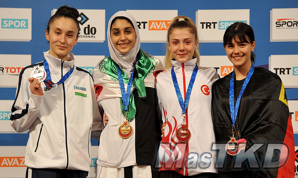 Podio-F-49_MasTKD_7th-Turkish-Open-Taekwondo-Tournament