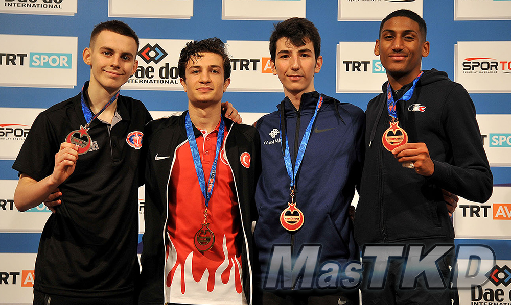 Podio-M-58_MasTKD_7th-Turkish-Open-Taekwondo-Tournament