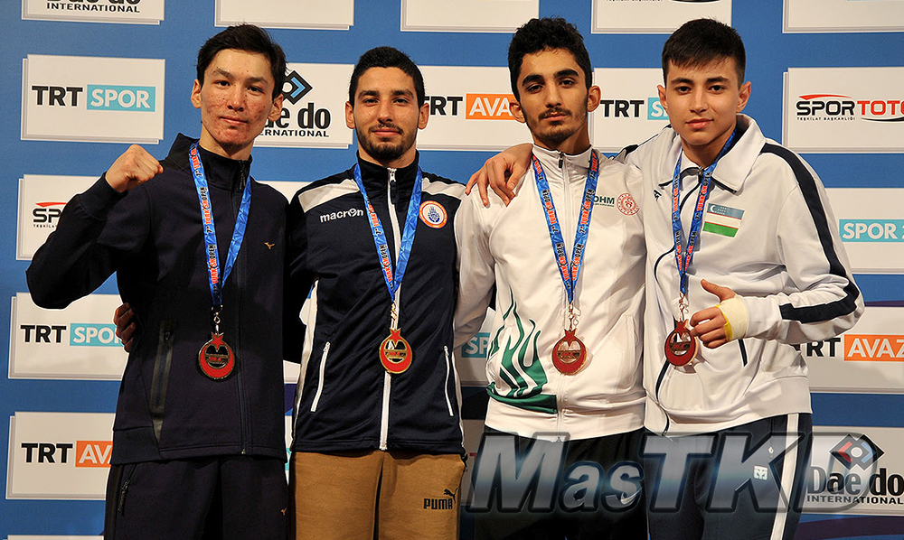 Podio-M-63_MasTKD_7th-Turkish-Open-Taekwondo-Tournament