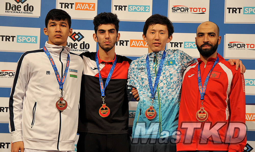Podio-M-68_MasTKD_7th-Turkish-Open-Taekwondo-Tournament